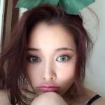 尾崎紗代子のスカイグレーのカラコンはメイクなしスッピンでも可愛い?彼氏は?