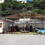 神津島の海の家ComeRingがNHK人生デザインに!伊豆七島の店長佐藤かおりに取材!