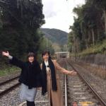 松本伊代が逮捕されるのでは?と話題に!線路侵入で写真を撮影しブログにUP…。