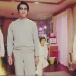 左江内氏のダンス(Happy?)の振り付け師はなんとヨシヒコのあの人?!【ドラマ/スーパーサラリーマン】