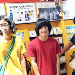 SUNNY CAR WASH(サニーカーウォッシュ)のメンバーや年齢を調査!人気曲TOP3は?